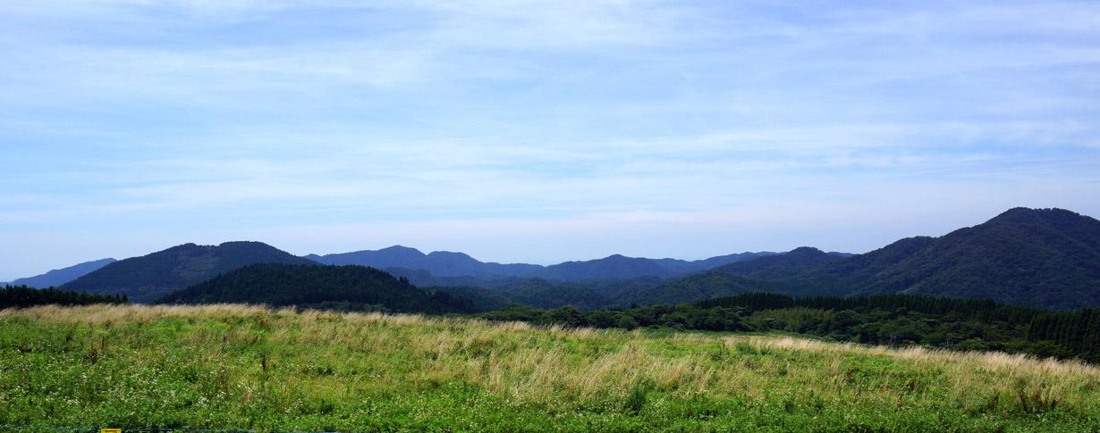 阿武町の大自然